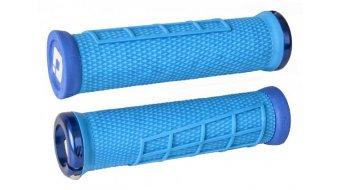 ODI Elite Flow Lock-On 2.1 MTB-Griffe hellblau/blau