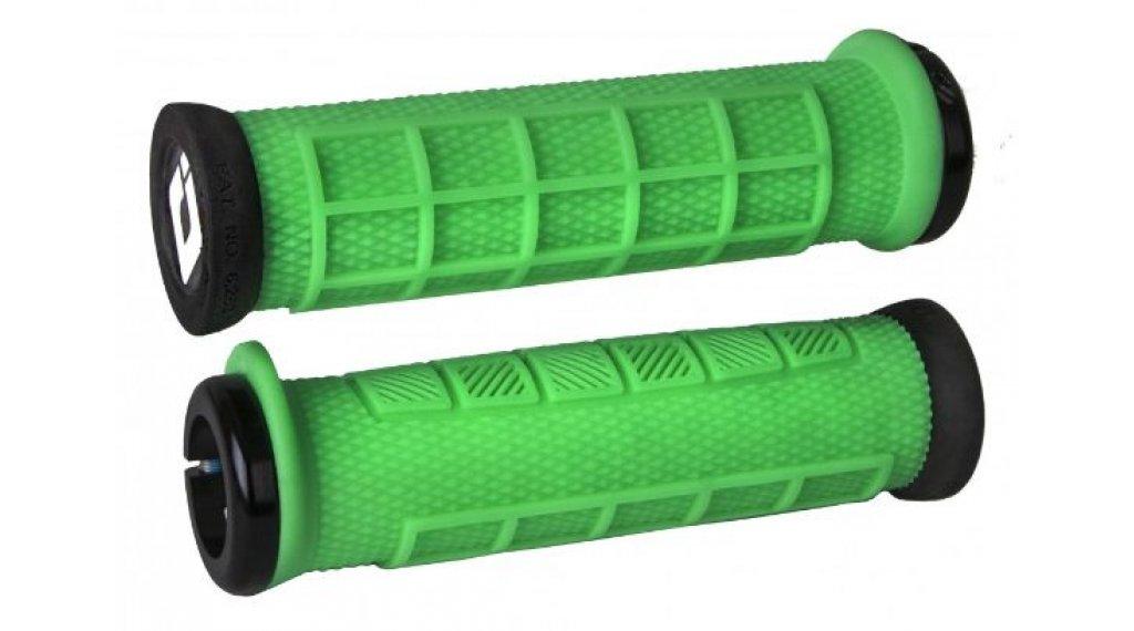 ODI Elite Pro Lock-On 2.1 MTB-Griffe 130mm grün/schwarz