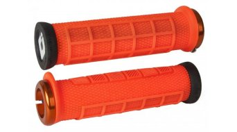 ODI Elite Pro Lock-On MTB-Griffe 2.1 130mm orange/orange