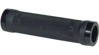 ODI Ruffian 130mm LockOn puños negro(-a) con negros(-as) anillos afianzadores