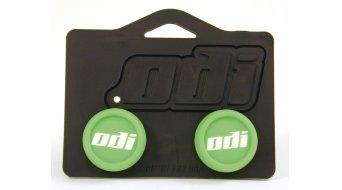 ODI Kunststoff Endkappen grün