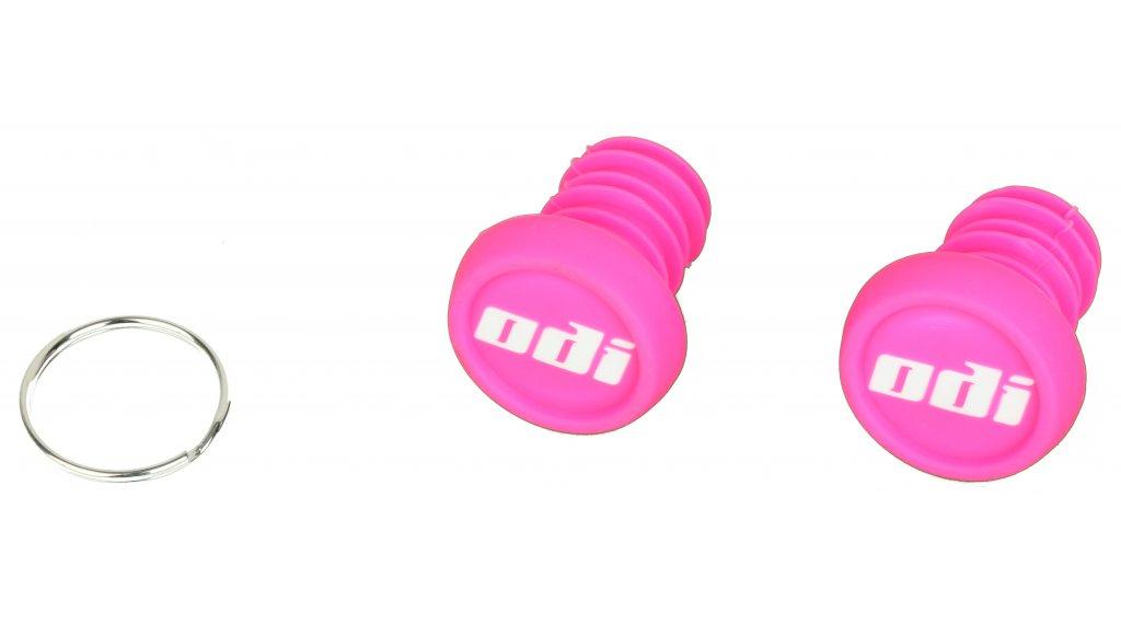 ODI Kunststoff Endkappen pink