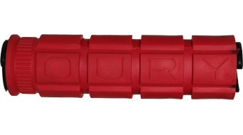 Oury Lock-On de recambio-puños 115mm rojo(-a)