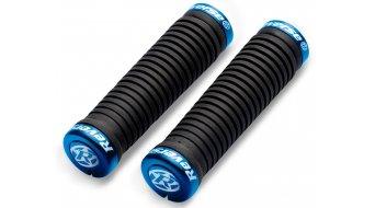 Reverse Taper Lock-On Griffe (34 auf 30mm Durchmesser) black/blue