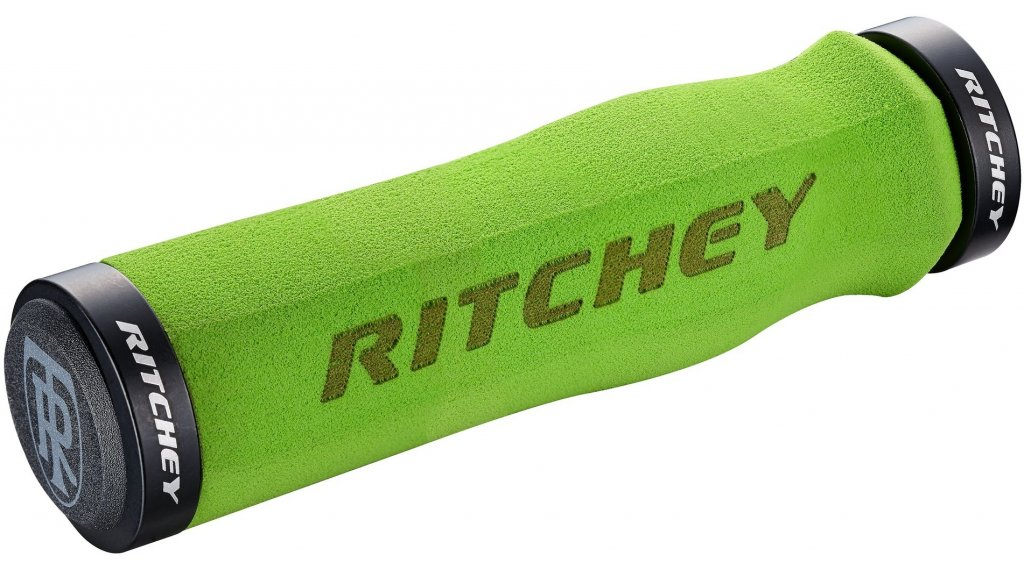 Ritchey WCS Ergo Truegrip Lock-On Griffe green
