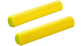 Supacaz Siliconez XL manopole giallo