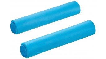 Supacaz Siliconez XL manopole neon blu