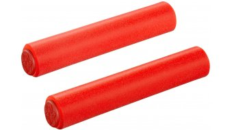 Supacaz Siliconez XL manopole rosso