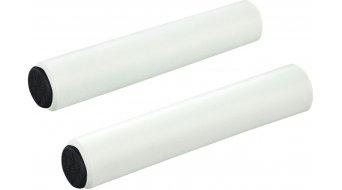 Supacaz Siliconez XL manopole bianco