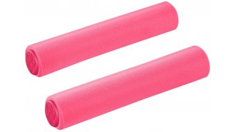 Supacaz Siliconez XL manopole neon pink