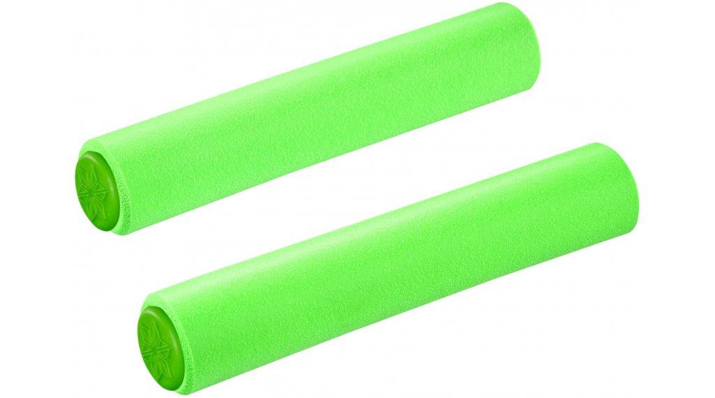 Supacaz Siliconez XL 把手 neon green