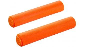 Supacaz Siliconez XL manopole neon arancione