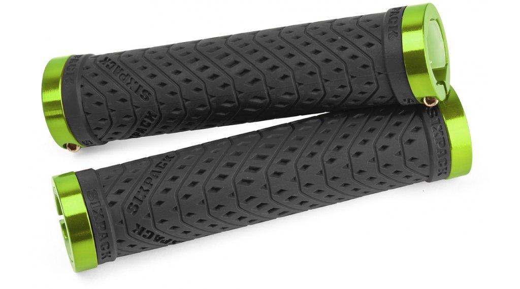 Sixpack K-Trix Lock-On Griffe black/electric-green