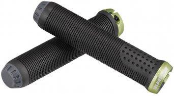 Spank Spike 30.0x145mm Lock-On Griffe black/green