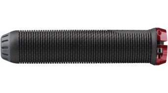 Spank Spike 30.0x145mm Lock-On Griffe black/red