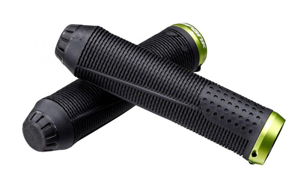 Spank Spike 33.0x145mm Lock-On Griffe black/green