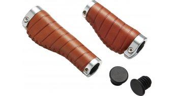 Voxom Gr24 Leder Lock-On Griffe braun