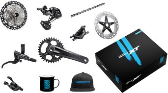 Shimano XT M8100 Priority Pack MTB Trail/Enduro groupset
