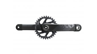 SRAM XX1 Eagle AXS DUB 1x12 groupset 170mm (without bottom bracket, incl. Controller)