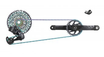SRAM XX1 Eagle AXS DUB Boost 1x12 groupset (without bottom bracket, incl. Controller)