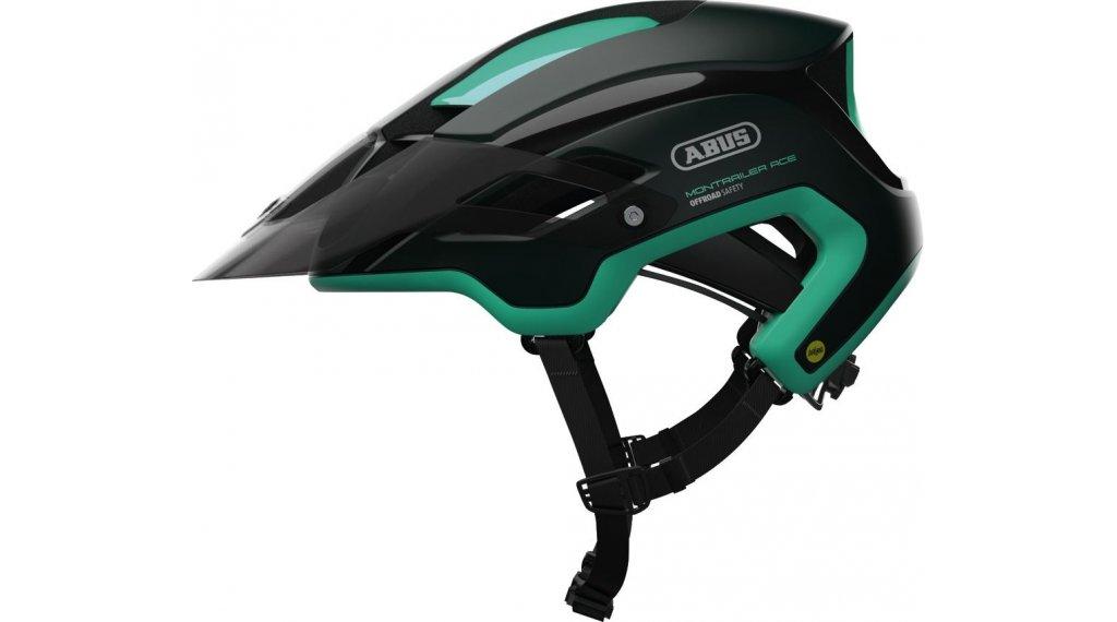 Abus Montrailer ACE MIPS MTB-casco tamaño M (52-58cm) smaragd verde Mod. 2020