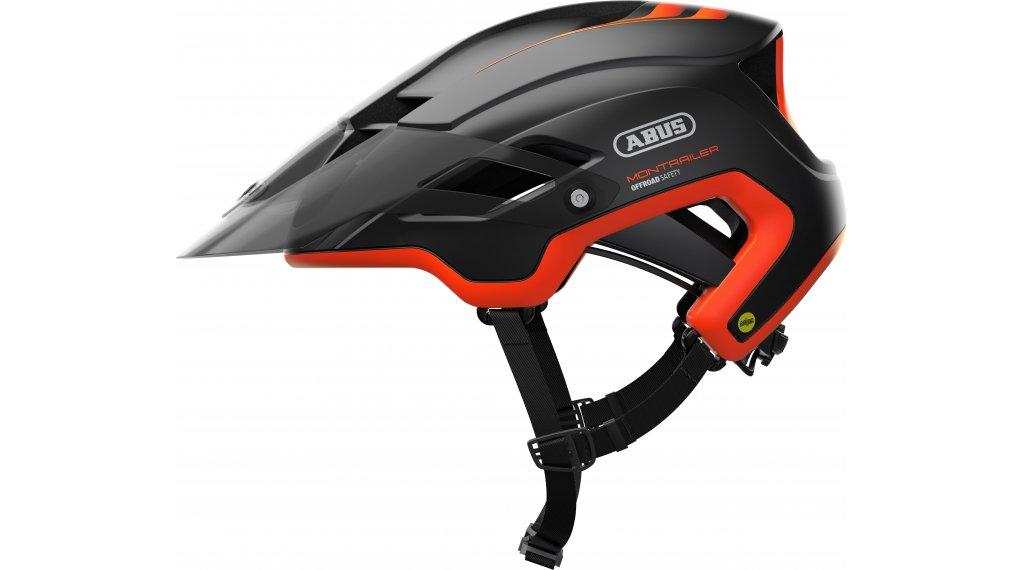 Abus Montrailer MIPS MTB(山地)头盔 型号 M (55-58厘米) shrimp 橙色 款型 2020