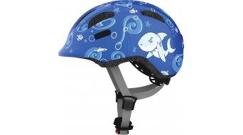Abus Smiley 2.0  Kinder-Helm Gr. S (45-50) blue sharky Mod. 2020