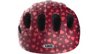 Abus Smiley 2.0  Kinder-Helm Gr. S (45-50) cherry heart Mod. 2020