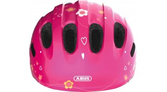 Abus Smiley 2.0  Kinder-Helm Gr. S (45-50) pink butterfly Mod. 2020