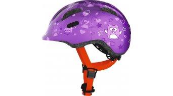 Abus Smiley 2.0  Kinder-Helm Gr. S (45-50) purple star Mod. 2020