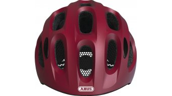 Abus Youn-I Kinder-Helm Gr. S (48-54cm) cherry red Mod. 2020