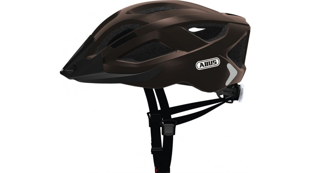 Abus Aduro 2.0 Fahrradhelm Gr. S (51-55cm) metallic copper Mod. 2020