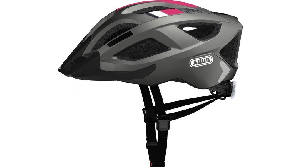 Abus Aduro 2.0 自行车头盔 型号 S (51-55厘米) concrete grey 款型 2019