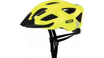 Abus Aduro 2.0 自行车头盔 型号 S (51-55厘米) neon yellow 款型 2019