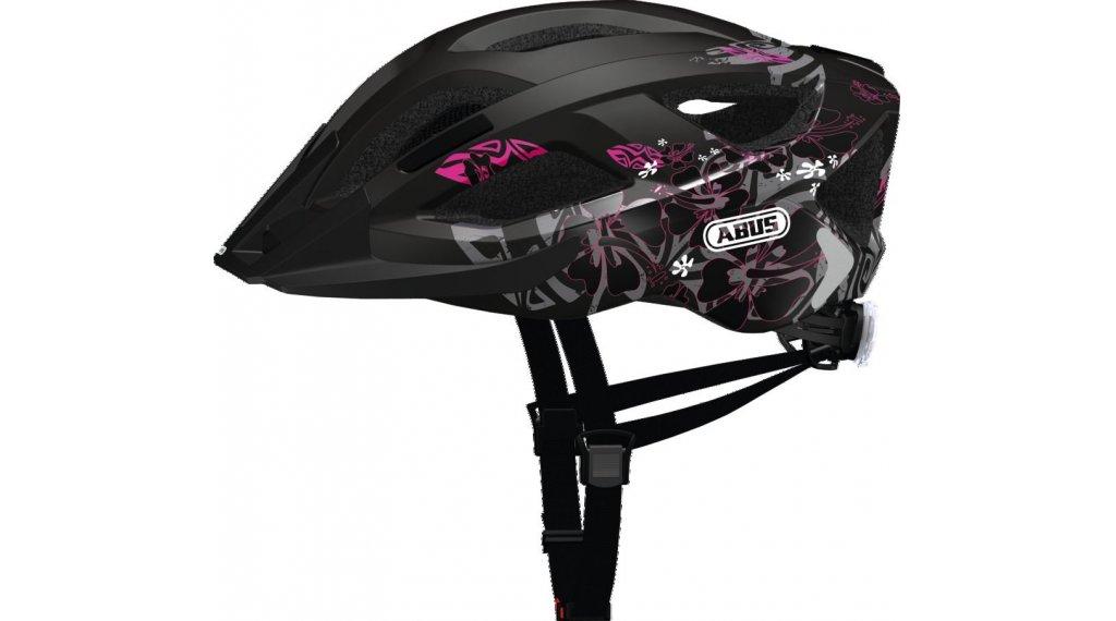 Abus Aduro 2.0 自行车头盔 型号 S (51-55厘米) maori blackberry 款型 2019