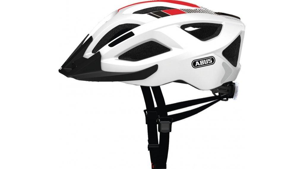Abus Aduro 2.0 Fahrradhelm Gr. S (51-55cm) race white Mod. 2020