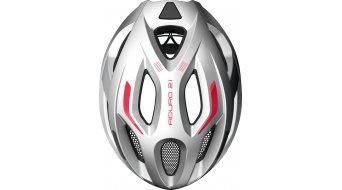 Abus Aduro 2.1 自行车头盔 型号 S (51-55厘米) gleam silver 款型 2019