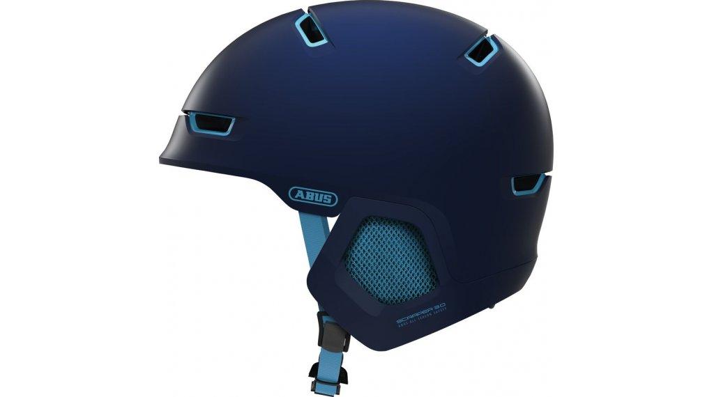 Abus Scraper 3.0 ERA Каска, размер M (54-58cm) ultra синьо модел 2019