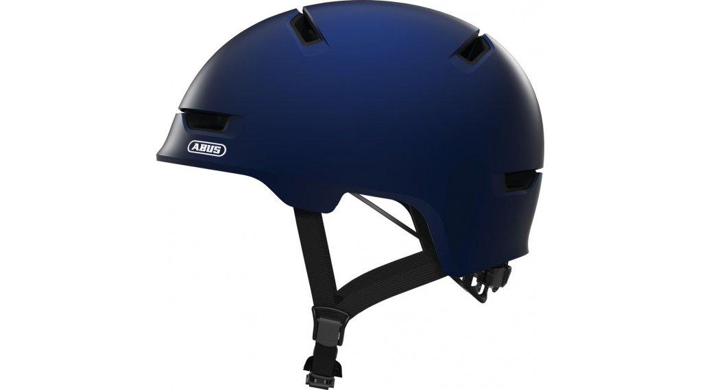 Abus Scraper 3.0 自行车头盔 型号 M (54-58厘米) ultra blue 款型 2019