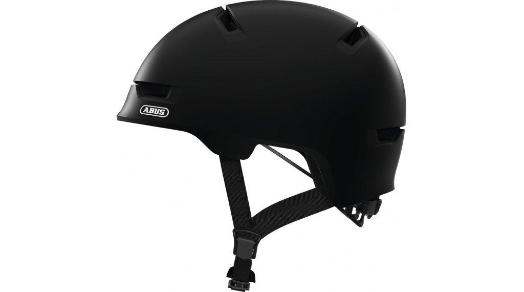 Abus Scraper 3.0 自行车头盔 型号 M (54-58厘米) velvet black 款型 2019