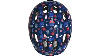 Abus Smiley 2.1 Kinder-Helm Gr. S (45-50cm) blue maritim Mod. 2020