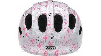Abus Smiley 2.1 Kinder-Helm Gr. S (45-50cm) white crush Mod. 2020