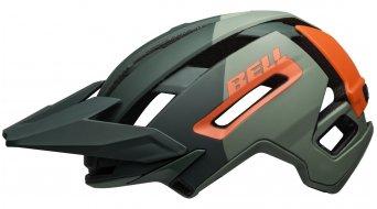 Bell Super Air MIPS Enduro MTB-Helm Gr. S (52-56cm) matte/gloss green/infrared Mod. 2020