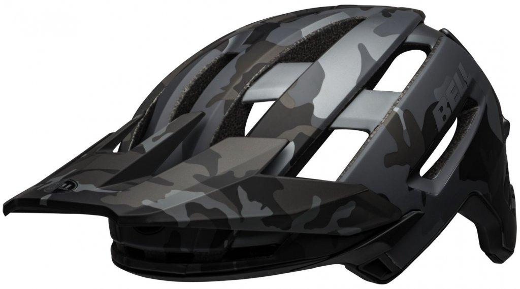 Bell Super Air MIPS Enduro MTB-Helm Gr. S (52-56cm) matte/gloss black camo Mod. 2020