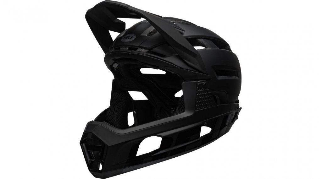 Bell Super Air R Spherical Fahrradhelm Gr. S (52-56cm) matte/gloss black