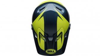 Bell Transfer DH Fullface-Helm Gr. M (55-57cm) blue/hi-viz Mod. 2020