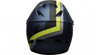 Bell Sanction DH Fullface-Helm Gr. L (58-60cm) matte blue/hi-viz Mod. 2020