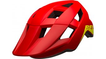 Bell Spark Jr MIPS MTB- helmet kids size  unisize  (50-57cm)  mat/gloss red/hi-vis