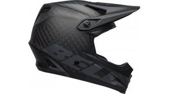 Bell Full-9 Fullface Fahrradhelm Gr. XS/S (51-55cm) matte black