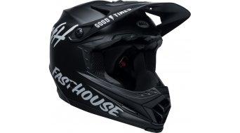 Bell Full-9 Fusion MIPS Fullface MTB-Helm Gr. XS (51-53cm) matte black/white fasthouse